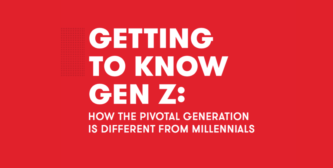 Getting to Know Gen Z: How the Pivotal Generation is Different from Millennials