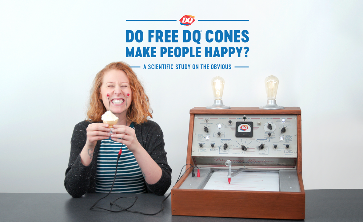 Dairy Queen: The Happy Hypothesis