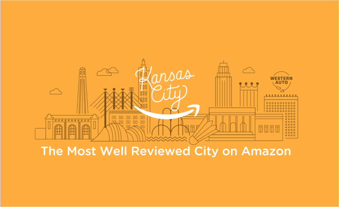 Kansas City: The Most Well-Reviewed City on Amazon