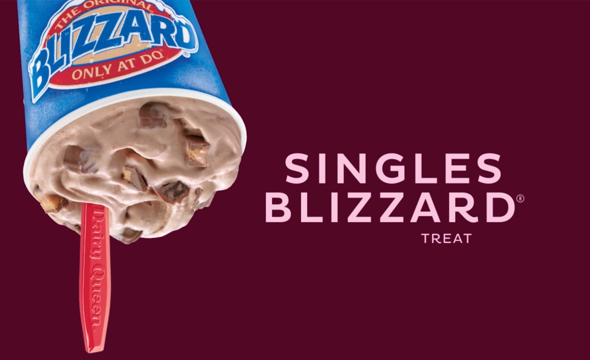 Dairy Queen: The Singles Blizzard
