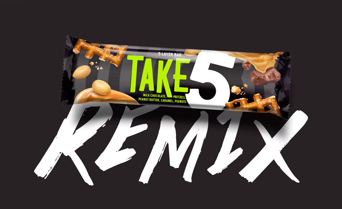 Take 5: Respect the Remix