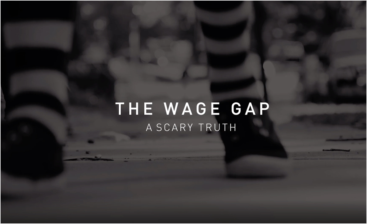 Women's Foundation: A Scary Truth—The Wage Gap
