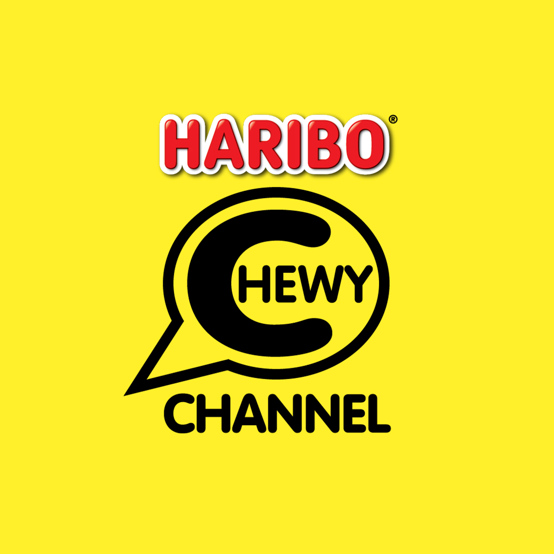 HARIBO: Chewy Channel Campaign.