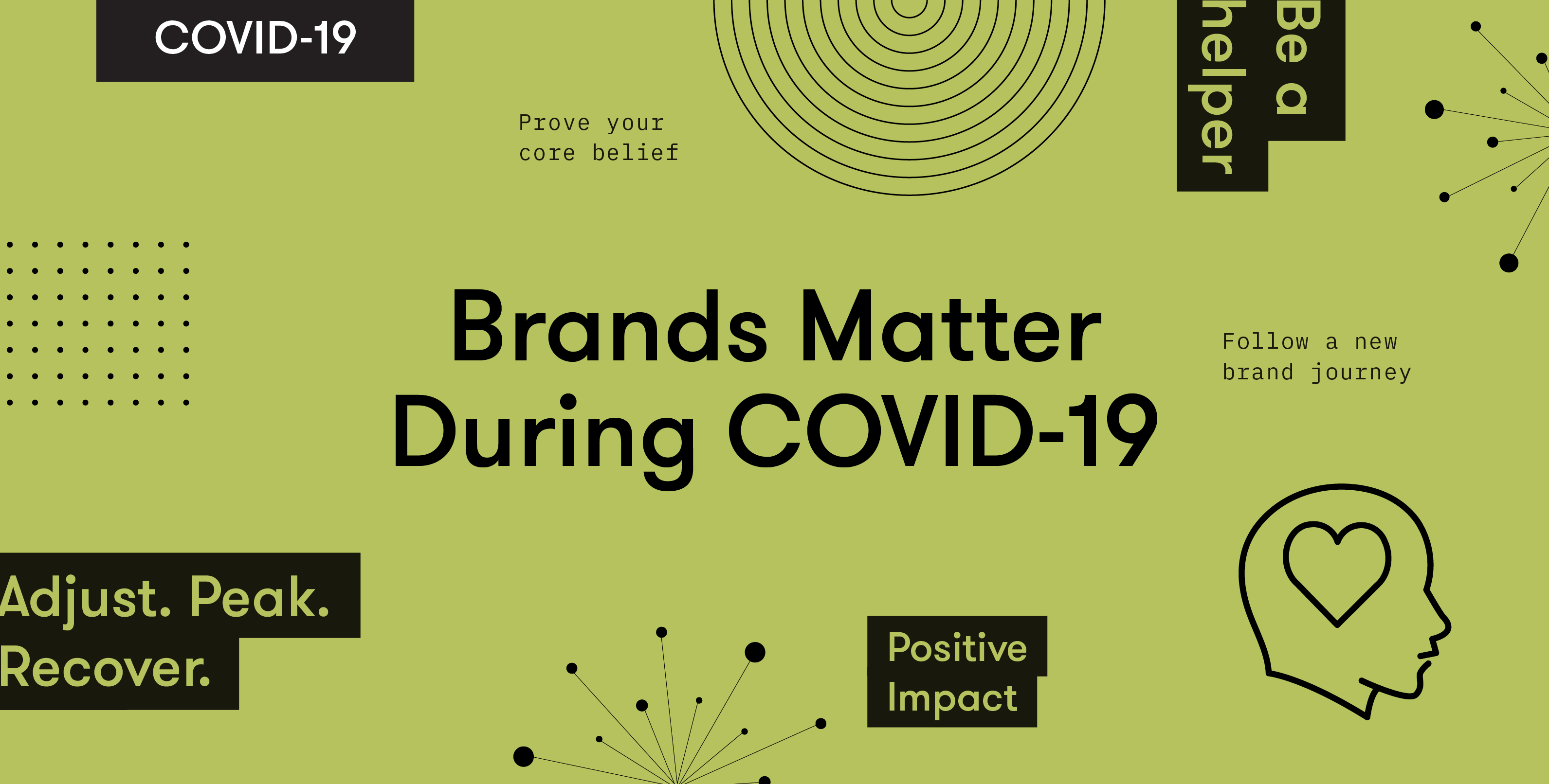 Brands matter: Three ways useful brands connect with consumers during crisis
