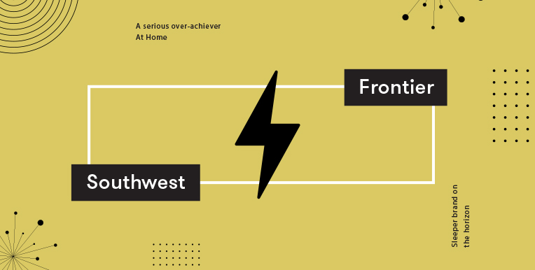 Brand Battle: Southwest Airlines vs. Frontier Airlines