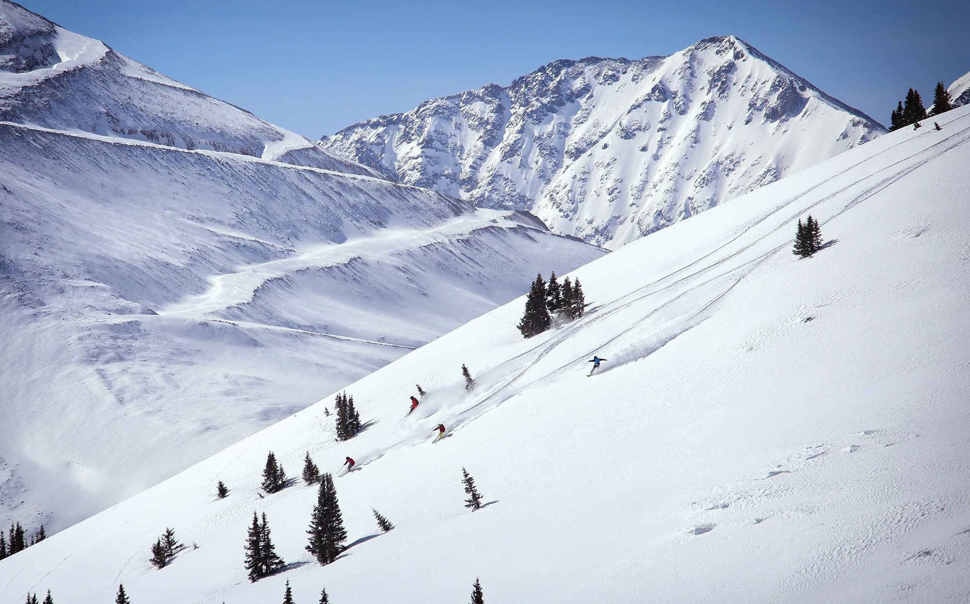 Copper Mountain: Repositioning strategy, creative expression, and design system.