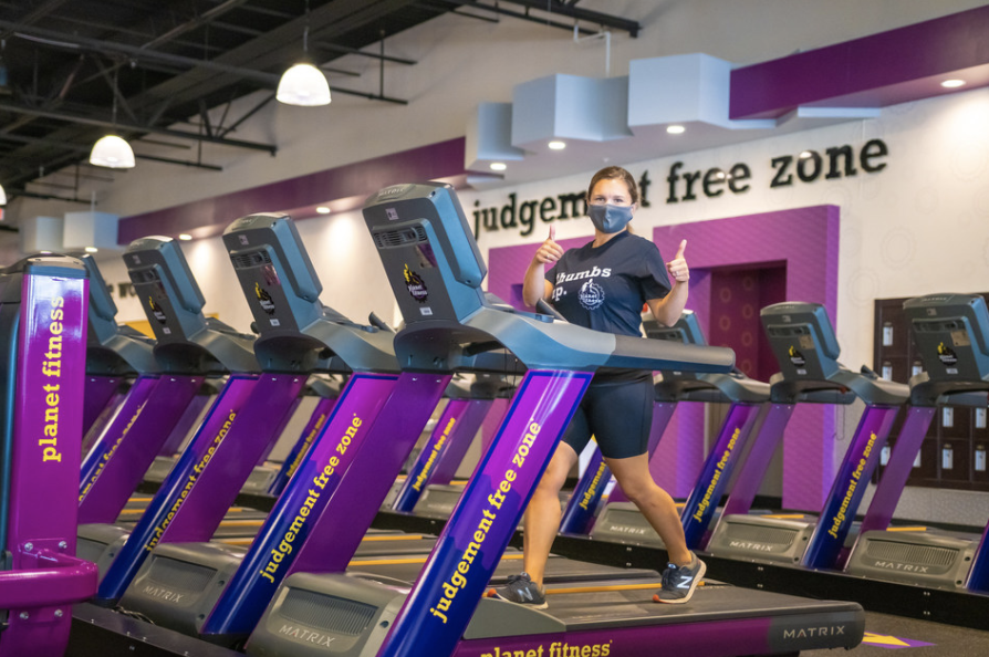 Planet Fitness: Rewriting the rules of fitness campaigns.